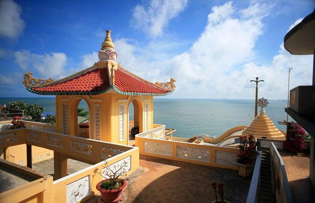 Tour hành hương 10 cảnh chùa Vũng Tàu: Chiêm bái, cầu may đầu năm 2021
