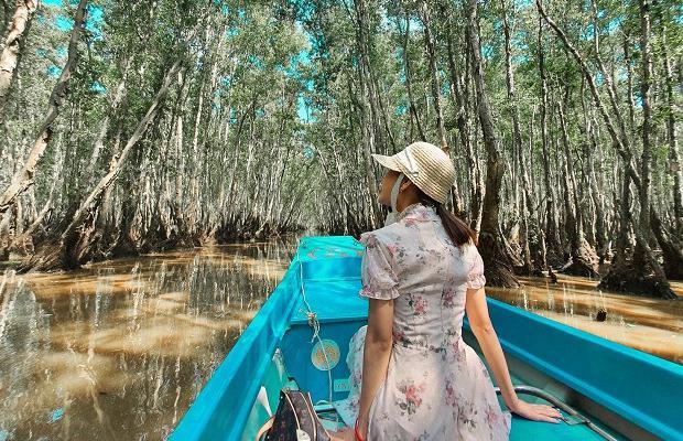 Tour Châu Đốc Hà Tiên Cần Thơ 4N3Đ: Hành hương chiêm bái, ngao du sông nước miền Tây