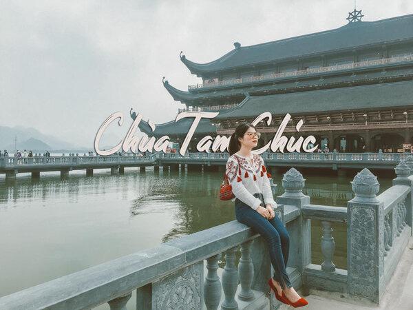 Tour du lịch Hà Nội – Chùa Tam Chúc – Chùa Hương 1 ngày | Hành hương lễ chùa đầu năm