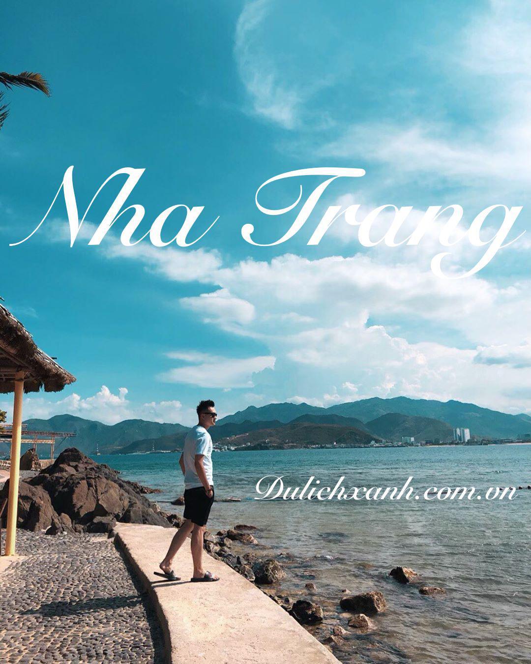 Hà Nội - Nha Trang 4 Ngày 3 Đêm Bay Vietnam Airlines (Khách sạn 4 sao)