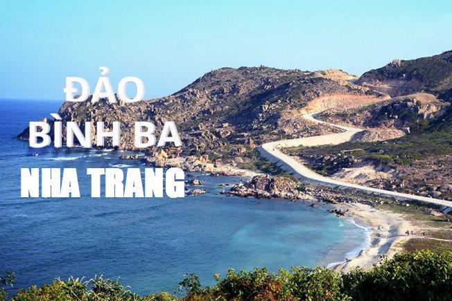 Hồ Chí Minh - Đảo Bình Ba - Nha Trang 3 ngày 3 đêm