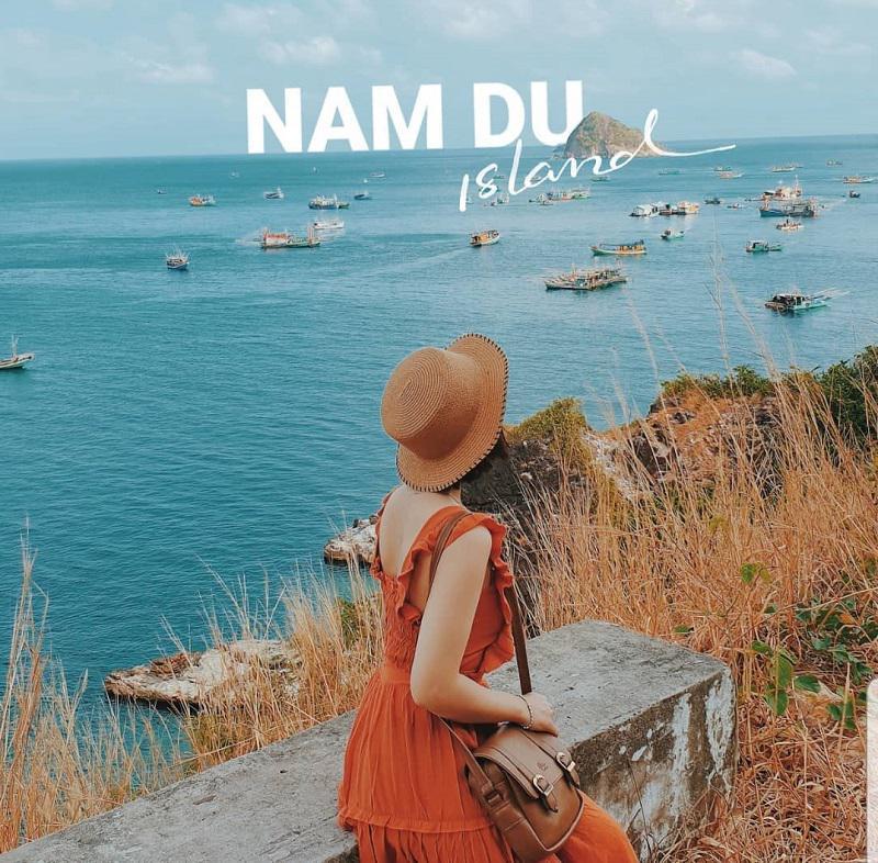 Hồ Chí Minh - Đảo Nam Du - Hòn Sơn - 3 ngày 3 đêm