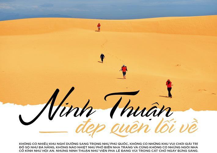 Hà Nội - Nha Trang - Ninh Thuận 4N3Đ Bay Vietnam-Airlines
