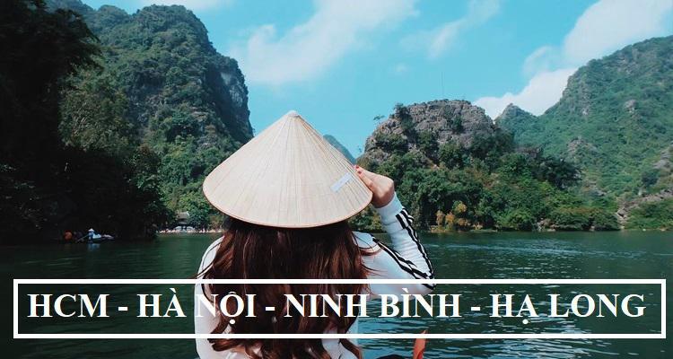 Hồ Chí Minh - Hà Nội (Rối Nước) - Ninh Bình - Hạ Long - Yên Tử 3 ngày 2 đêm