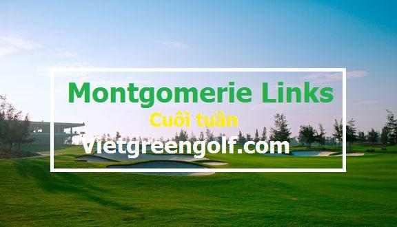 Sân Golf Montgomerie Links Đà Nẵng tiêu chuẩn 18 lỗ cuối tuần